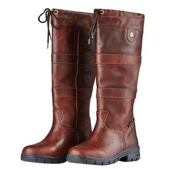 Dublin® Ladies' River Grain Leather Boots
