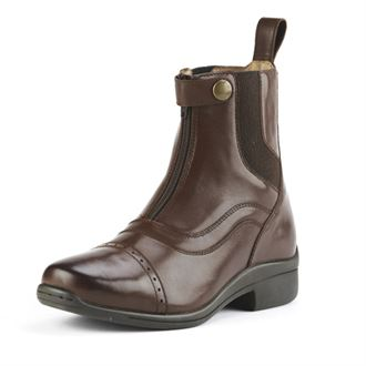 Ovation® Ladies' Vionix DuoFlex Zip Paddock Boots