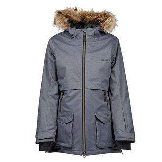 Dublin® Black Ladies' Wendy Technical Waterproof Jacket