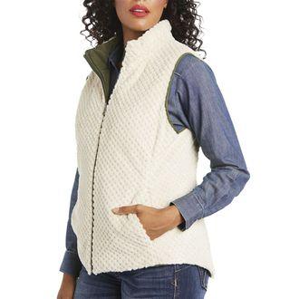Ariat® Ladies' Reversible Dilon Vest