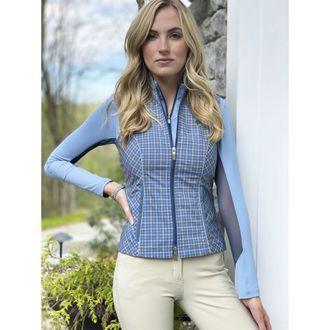 Arista® Ladies'A Bit Above Houndstooth Vest