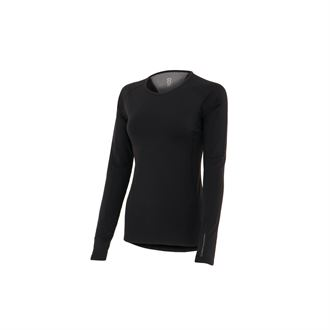 Noble Outfitters™ Ladies Hailey Long Sleeve Crew Shirt