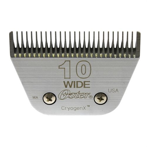 Oster® A5 No. 10 Wide Blade Replacement