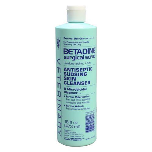 Betadine® Surgical Scrub