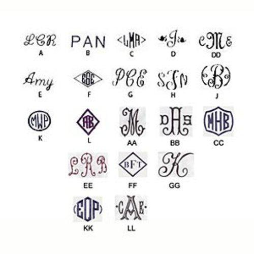 Monogram Your Bandages!