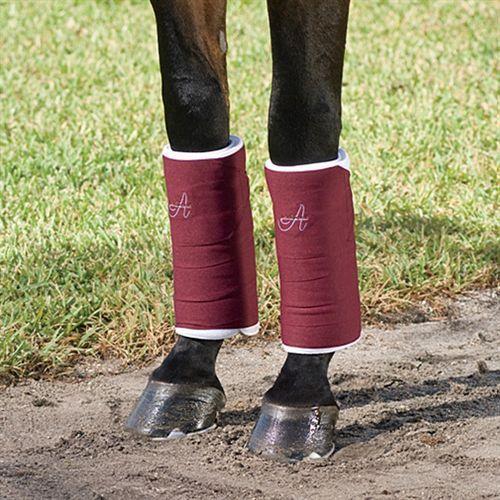 """Dover Saddlery® No-Bow Leg Wraps (14""""W x 30""""L)"""