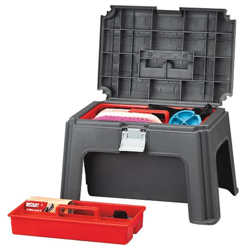 Dover Saddlery® Grooming Stool Box
