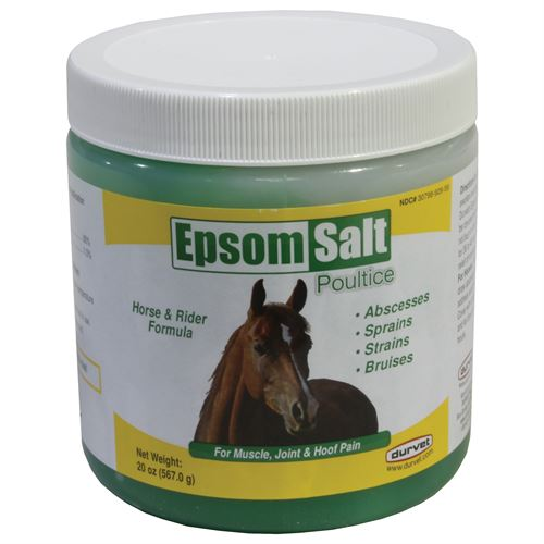 Durvet Epsom Salt Poultice Jar