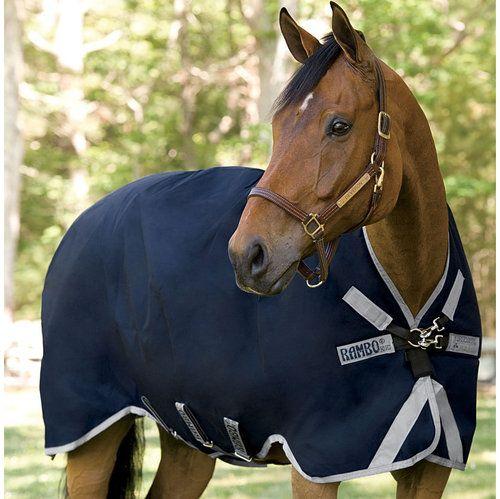 Horseware® Ireland Rambo® Medium-Weight Wug Turnout Blanket