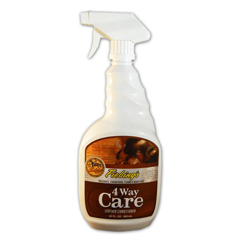 Fiebings 4-Way Care Leather Conditioner