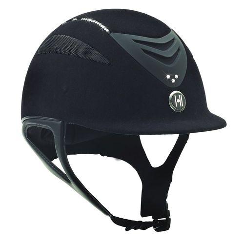 One K™ Defender Bling Suede Helmet
