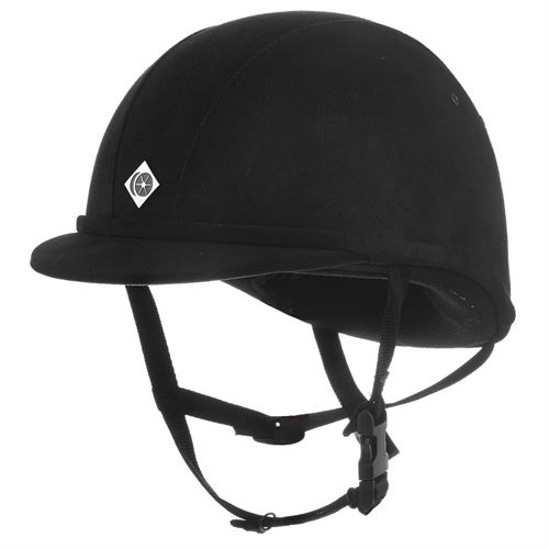 Charles Owen JR8 Plus Round Fit Helmet