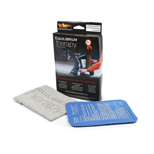 Equilibrium Therapy®Reusable Hot and Cold Packs
