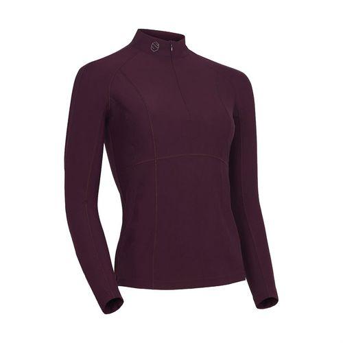 Samshield® Ladies' Ava Long Sleeve Polo Training Top