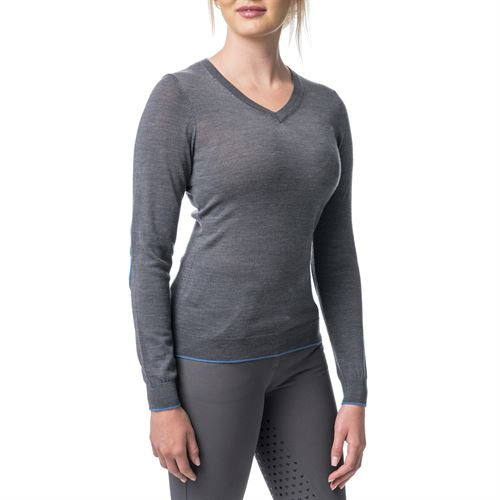 Kastel Merino V-Neck Sweater