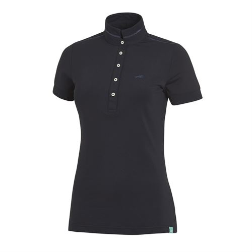 Schockemöhle Ladies' Maria Short Sleeve Polo Shirt