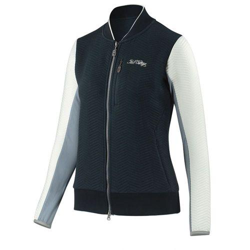 B Vertigo Ladies' Courtney Sweatshirt Jacket