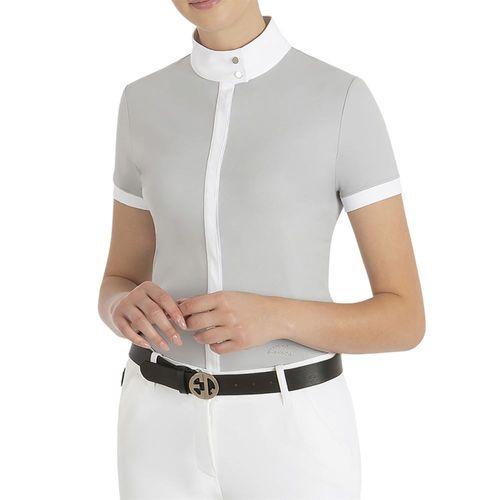 Equiline Ladies' Eulae Short Sleeve Show Shirt