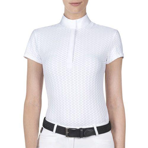 Equiline Ladies' Amberk Short Sleeve Show Shirt