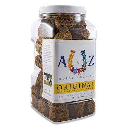 A to Z Original Molasses Flavor Horse Cookies