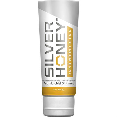 Absorbine® Silver Honey™ Rapid Wound Repair Ointment