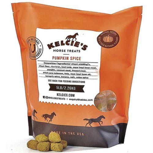 Kelcie's Pumpkin Spice Horse Treats - 5 lb