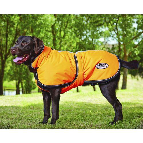 WeatherBeeta® Reflective Parka 300D Deluxe Dog Coat