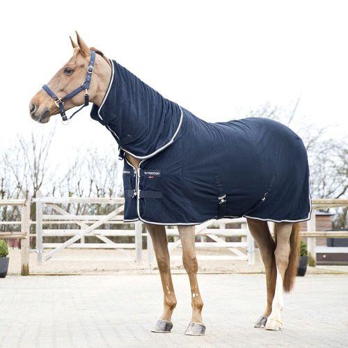 B Vertigo Florence Combo Fleece Blanket