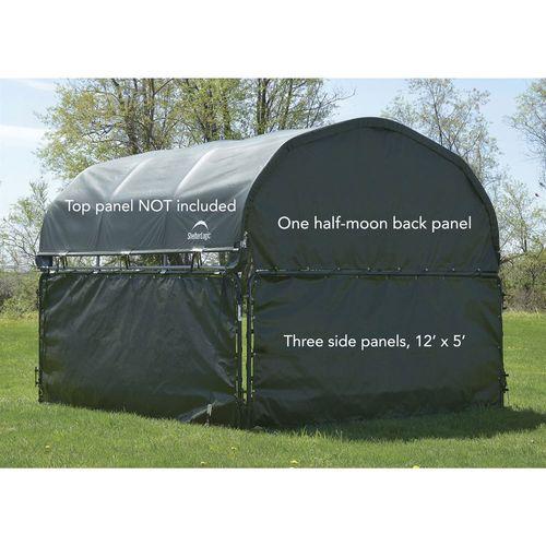 ShelterLogic® Enclosure Kit for Corral Shelter, 12 ft. x 12 ft.