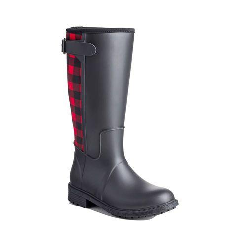 Perfect Storm Ladies' Lucia II Buffalo Plaid Boots