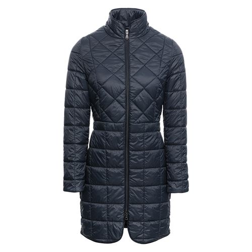 Insula Quilted Coat by Alessandro Albanese